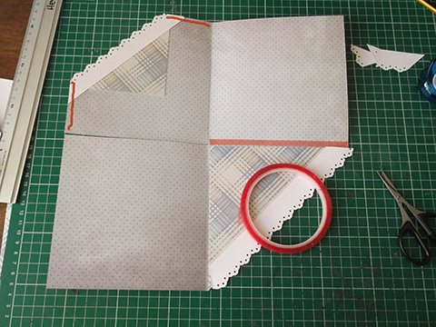 doppelte Taschenkarte 018