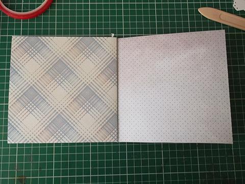 doppelte Taschenkarte 022