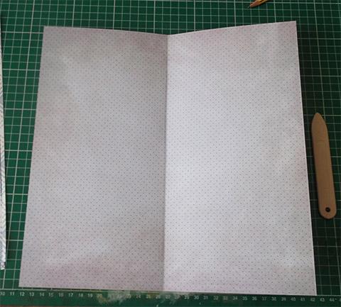 doppelte Taschenkarte 03